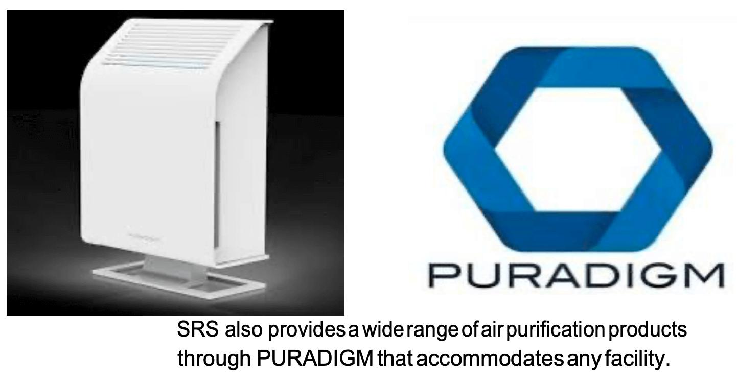 COVID-19 – Puradigm – air purification products